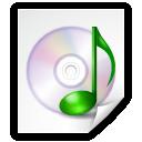 file, sound, music icon