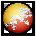 flag, of, bhutan icon