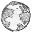 internet, earth, world, planet, browser, globe icon
