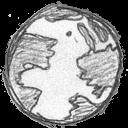 internet, earth, world, planet, browser, globe icon