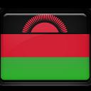 malawi, flag icon