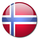 svalbard, country, flag icon