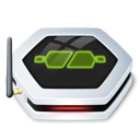 wi-fi, networkdrive, online icon