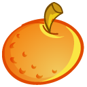 orange,fruit icon