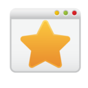 Favorite Web icon