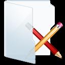 applications, write, pen icon