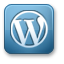 wordpress, w icon