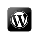 square, 099377, logo, wordpress icon