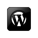 square, 099377, logo, wordpress icon