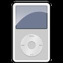 classic, silver, ipod icon