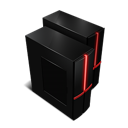 network, online, hosting, servers icon