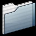 Generic Folder graphite icon