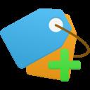 Bookmark add icon