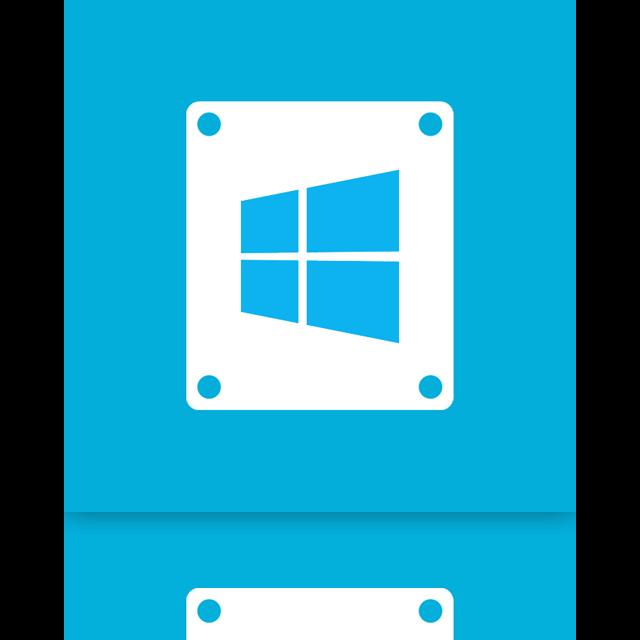 drive, mirror, window icon