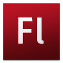 adobe, flash, cs3 icon