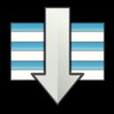 descending, sort, gtk icon