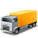 truckyellow,transportation,truck icon