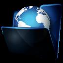 shared, folder, internet, network icon