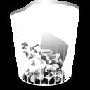 Clear trashfull icon