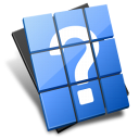 file, paper, document, help icon