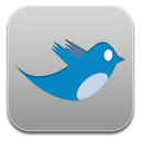 App, Twitter icon