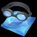 Px, Swimming icon