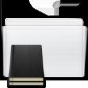 folder,library icon