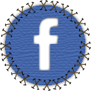 facebook, patch, seam, social network, yama, social icon
