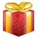 present, giftbox, gift, christmas, box icon
