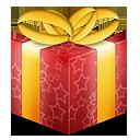 present, giftbox, gift, christmas, box icon
