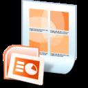 document powerpoint icon