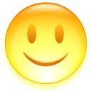 emot, fun, smiley, funny, face, smile, happy, glad, emotion icon