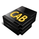 cab, document, file, paper icon