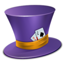 cap,hat,poker icon