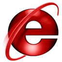 ie7,red icon