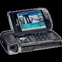 N93 black icon