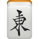 wind, east, mahjong icon