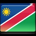 Namibia Flag icon