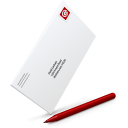 mail, envelop, letter, email, message icon
