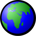 globe, earth, planet, world icon