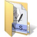applescripts icon
