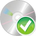 Accept, Cd icon