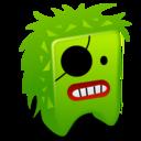 green,creature icon