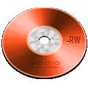 dvd, |, hd, device, rw, optical icon