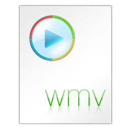 wmv, video icon