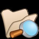 folder,beige,explorer icon