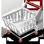 empty, cart icon