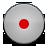 grey, button, record icon
