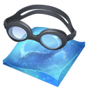 swimming, px icon