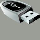 unmount, usb pendrive icon